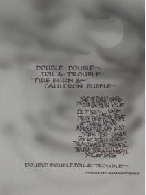 CalligraphyDoubleDoubleToil